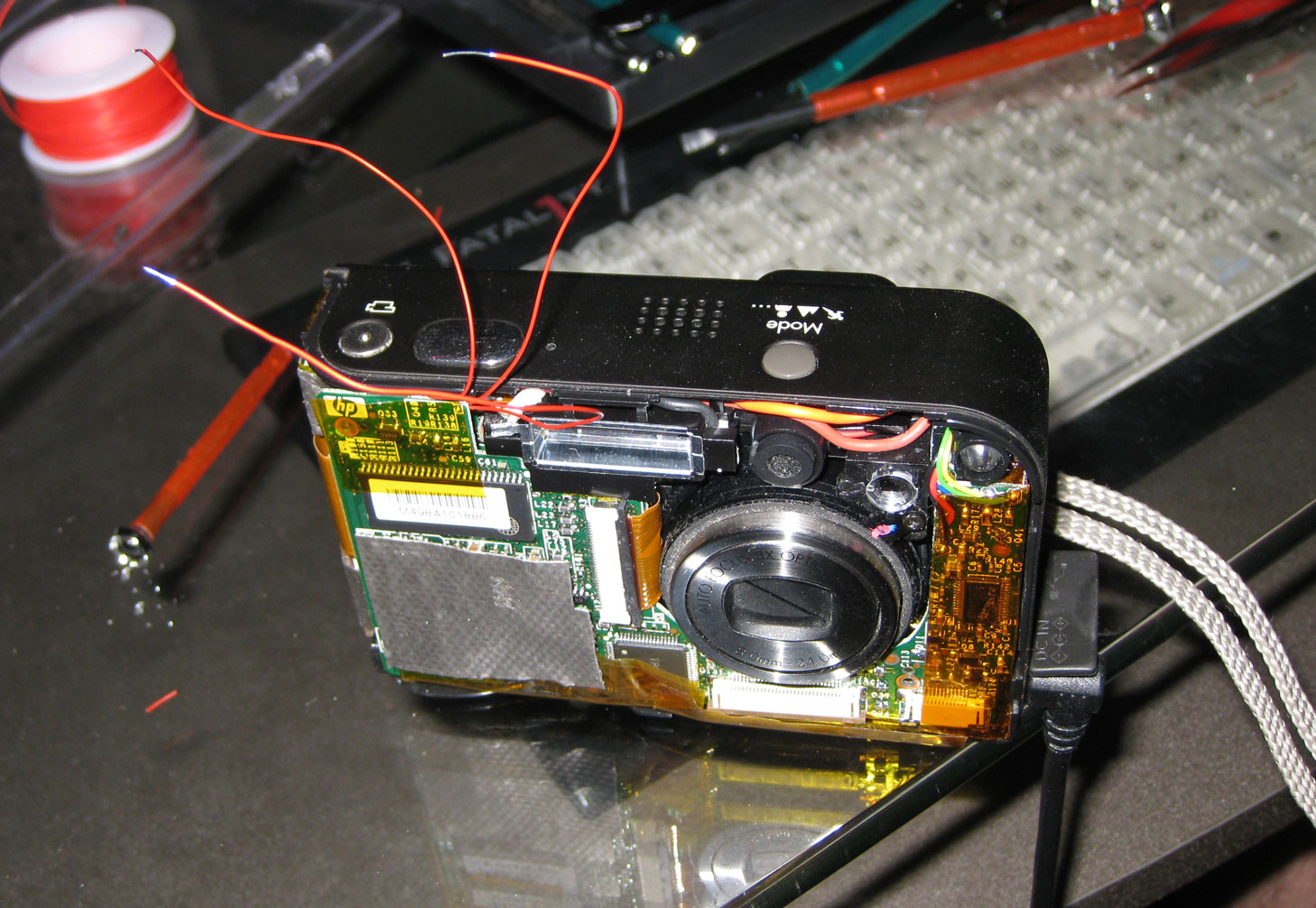 Remote Camera Trigger